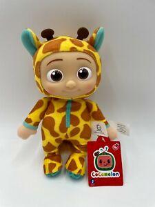 Cocomelon Giraffe Plush Stuffed Animal Toy Coco Melon Costume NWT