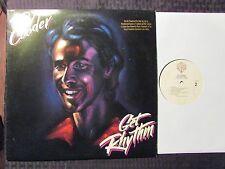 1987 Ry Cooder – Get Rhythm LP RE EX/VG+ Promo Warner Bros. Records – 1-25639