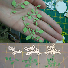 3pcs/set Leaf metal die cut by NCraft Cutting Die DIY Decorate Scrapbooking Card