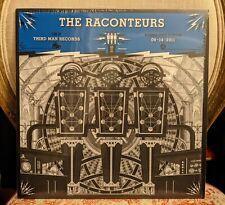 The Raconteurs – Live At Third Man Records, COLOR Vinyl LP + DVD, TMR Vault 10