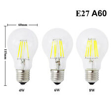 Dimmbar Led E14 E27 Filament Edison Birne for Wandleuchte Pendant 2W 4W 6W 8W