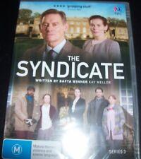 The Syndicate Series 3 ABC DVD (Australia Region 4) DVD – New