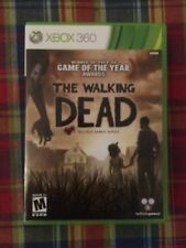 The Walking Dead: A Telltale Games Series (Xbox 360) Great Cond. Cheap Fast Ship