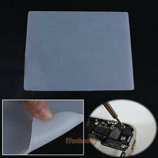 Soldering Repair Maintenance Mat Platform Heat Insulation Silicone Station Pad