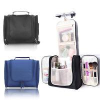 Multi-function Cosmetic Bag Portable Makeup Waterproof Travel Hanging Organizer