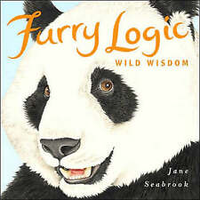 Furry Logic Wild Wisdom by Jane Seabrook, Acceptable Used Book (Hardcover) FREE