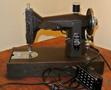 Vintage Kenmore Model 117-812 Working Sewing Machine in Case Control Pedal Cord