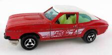 Majorette Ford Capri S No.: 251 PKW 1:60 rot weiß