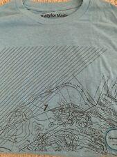 TaylorMade Golf Tee Shirt Green XL