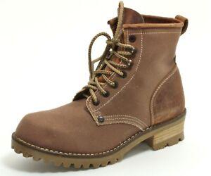 297 Schuhe Leder Schnürschuhe Lace Up`s Shoes Halbschuhe Levi's 38