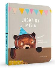 Urodziny misia - Migda Dorota
