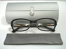CoverGirl Eyewear CG 0439 CG0439 005 Black/Other Eyeglasses Rx-Able Frame