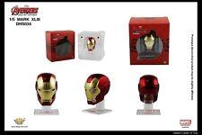 1/5 King Arts Iron Man Tony Stark Luxus Helm Marke XLIII MK43 KingArts Avenger
