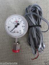 Data Instruments CFG Vacuum 100PSI Pressure Gauge Sender PGT15VF100P Swagelok