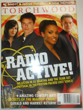 Torchwood Magazine Martha And The Team October 2008 040215R