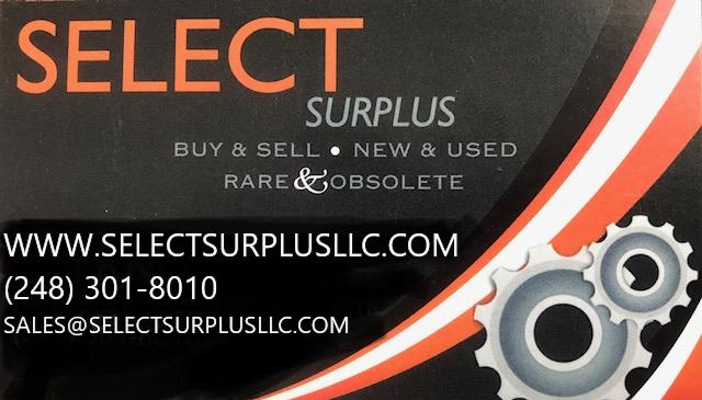 Select Surplus