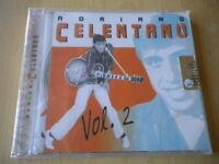 Vol. 2 Adriano CelentanoCDNUOVO Il tuo bacio come un rock Buona sera signorina
