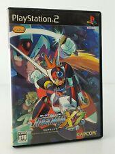 Rockman X 7 - Jeu Playstation 2 PS2 JAP Japan complet