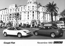 PHOTO PRESS ORIGINALE FIAT  COUPE (1)  - 1993