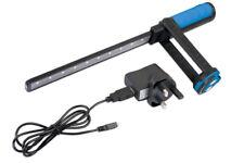 Antorcha Lámpara de Trabajo Recargable Delgado Con Base Giratoria 8+1 SMD LED Magnético Gancho