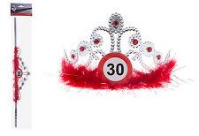Krone Geburtstag Verkehrszeichen 30 Jahre