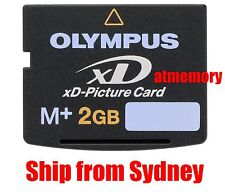 2gb XD Picture Card Type M Genuine for Olympus & Fuji