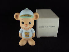 Precious Moments Cubby Bears RV Park Figurine ~ RARE FIND - MINT CONDITION! ~