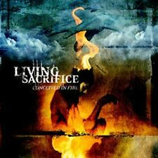 Living Sacrifice : Conceived in Fire CD