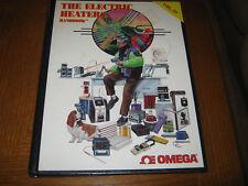 1995 The Electric Heaters Handbook Vol. 29 Omega