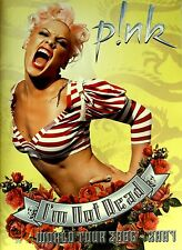 PINK (P!NK) * I'M NOT DEAD TOUR PROGRAMME * 2006/2007 * HTF!