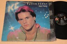 KC LP SPACE CADET SOLO FIGHT DISCO DANCE 1°ST ORIG 1981 AUDIOFILI TOP EX