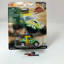 Sale! Volkswagen Baja Bug Desert Rally * Hot Wheels Car Culture