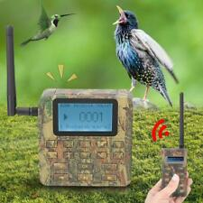 200dB Hunting Loud Speaker Birds Caller Lure MP3 Player Remote Control Outdoor