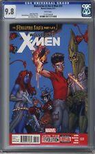 Wolverine & The X-Men (2011 Series) #31 CGC 9.8