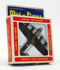 sz 1/240 Bachmann Mini-Planes 8328 Lancaster Wwii era Bomber Aircraft Uk Raf