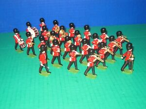 Large 24 Piece Grenadier Guards Band by Ducal
