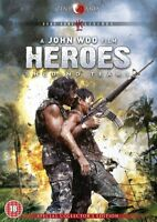 John Woo Heroes Shed No Tears DVD Brand New and Sealed