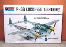 1/48 MONOGRAM P-38J LIGHTNING MODEL KIT # 6848