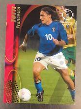 Panini 2002 Tarjeta de Copa del Mundo #73 Francesco Totti