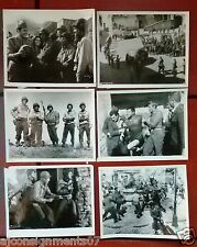 (Set of 12) WHAT DID YOU DO IN THE WAR, DADDY? Org. Movie Still Photo 60s