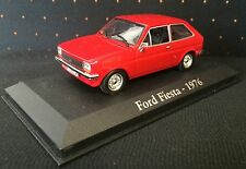 VOITURE MINIATURE COLLECTION 1/43 FORD FIESTA de 1976 - NOREV