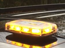 LED  Rundumlicht  Warnleuchte  Balken 30*3W 280x165x57 12V 24V Rundumkennleuchte