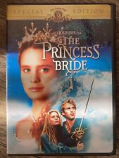 The Princess Bride (Dvd, 2000, Special Edition & Widescreen Edition) B2G1Free