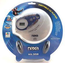 CD Player Naxa portable cd player compact disc nx 308