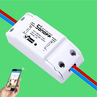 Smart Wireless WiFi Sonoff-ITEAD Home Switch Module for Apple Android/IOS