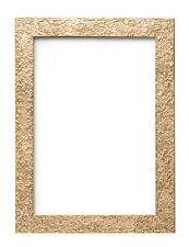 Textured Flat Gold  Photo Frame Poster Frame Picture Frame Gold  A4 ,A3