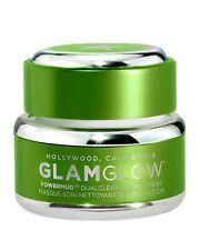 Glamglow PowerMud Dualcleanse Treatment, 0.5 oz./ 15g!! New!!