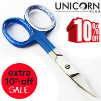 SUPER SHARP HIGH QUALITY Stainless Steel FINGER TOE NAIL SCISSORS PROFESSIONAL