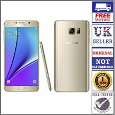 Samsung Galaxy Note 5 SM-N920C - 32GB - Gold (Unlocked) Smartphone