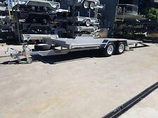 14x6'6 TANDEM TILT CAR TRAILER | 2800kg GVM | HEAVY DUTY | RAMPS INCLUDED